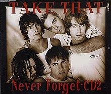 UK CD single 2 pochette