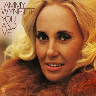 You and Me (Tammy Wynette album) - Image: Tammy Wynette Youand Me 2