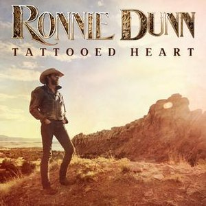 Tattooed Heart - Image: Tattooed Heart by Ronnie Dunn cover