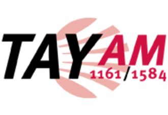 Tay 2 - Tay AM logo used from 2010 to 2015.