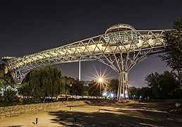 Tehran%27s Nature Bridge.jpg