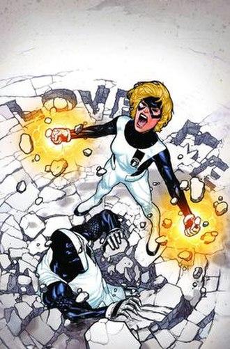 Terra (comics) - Image: Terra The New 52