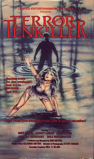 Terror at Tenkiller - Image: Terror At Tenkiller