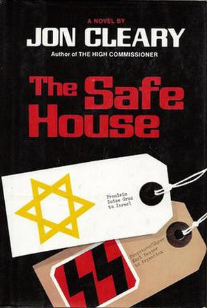 The Safe House - First US edition