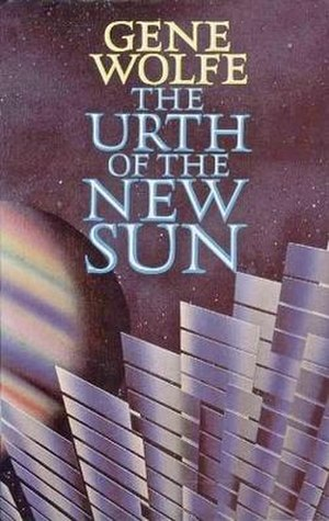 The Urth of the New Sun - First edition (UK)