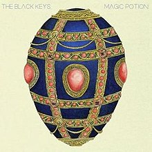 The Black Keys - Magic Potionjpg