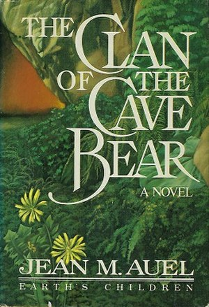The Clan of the Cave Bear - Image: The Clan of the Cave Bear cover