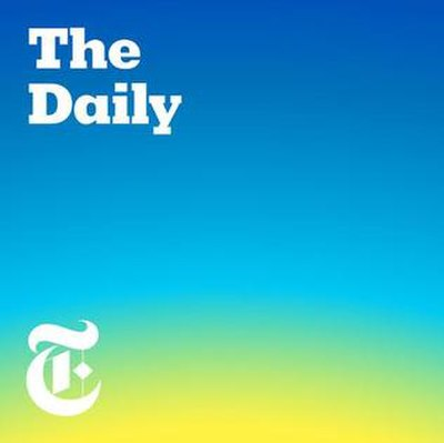 Picture of a podcast: The Daily