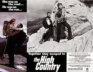 The High Country - Image: The High Country poster 81