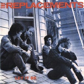Let It Be (The Replacements album) - Image: The Replacements Let It Be cover
