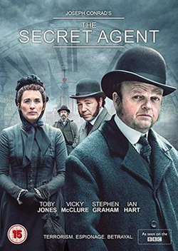 The Secret Agent (2016 TV series) - Wikipedia