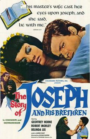 The Story of Joseph and His Brethren - Image: The Story of Joseph and His Brethren