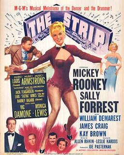 <i>The Strip</i> (1951 film) 1951 film