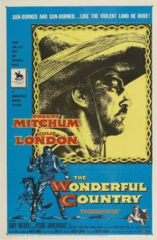 The Wonderful Country movie