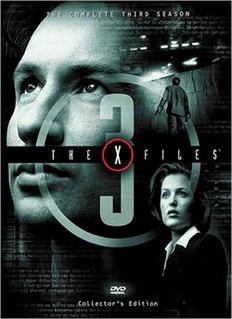 <i>The X-Files</i> (season 3) Season of television series The X-Files