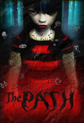 The Path (video game) - Image: Thepathboxart