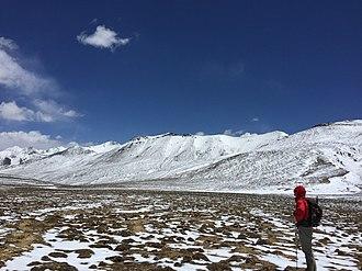 College of Saint Benedict and Saint John's University - Alumni trekking in Tibet