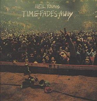 Time Fades Away - Image: Timefadesaway
