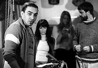 Timo Rose - German director Timo Rose (l) on the set of his film The Legend of Moonlight Mountain