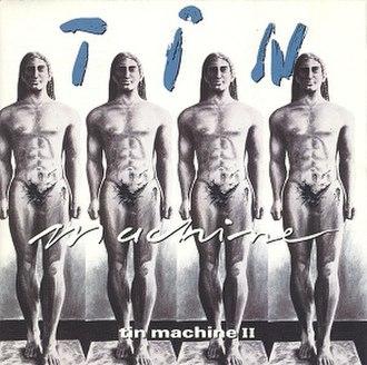 Tin Machine II - Image: Tin Machine 2 Censored Album Cover