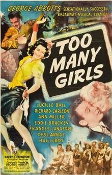 Too Many Girls poster.jpg