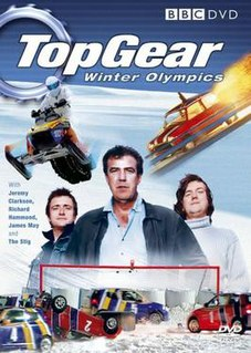 <i>Top Gear Winter Olympics</i> Special episode of Top Gear TV show from 2006