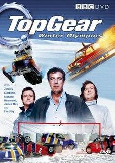 <i>Top Gear Winter Olympics</i>