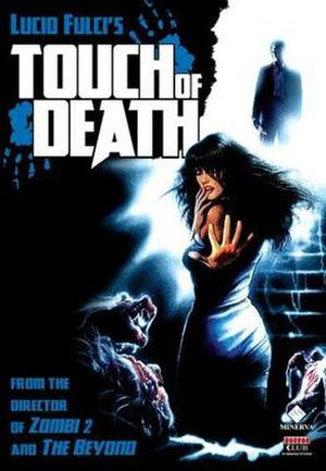 Touch of Death (1988 film) - Shriek Show DVD Cover