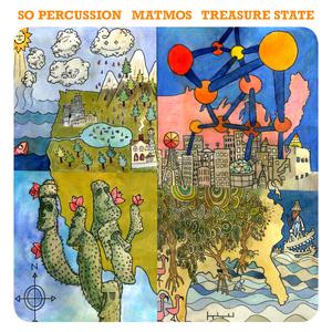 Treasure State (album) - Image: Treasure State (Front Cover)
