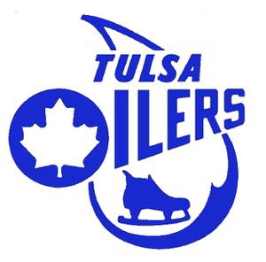 Tulsa Oilers - Tulsa Oilers (1972–1982)