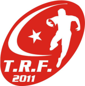 Turkey national rugby union team - Image: Turkish Rugby Federation logo