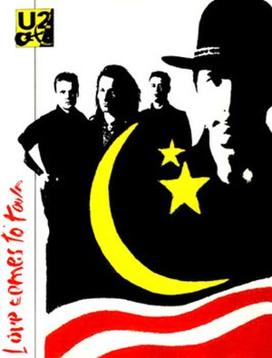 Lovetown Tour - Image: U2lovetown
