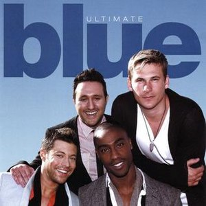 Ultimate Blue - Image: Ultimatebluecover