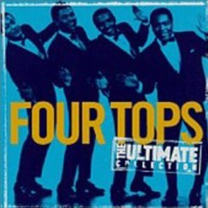 The Ultimate Collection (Four Tops album) - Image: Ultimatefourtops