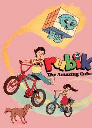 Rubik, the Amazing Cube - Image: VHS Video 'Rubik The Amazing Cube ' Vol 2