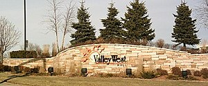 Valley West Mall sign.jpg