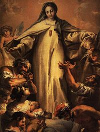 Our Lady of Mercy - From the Generalate of the Mercedarian Order