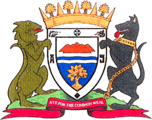 West Lothian - Image: W Lothian council arms