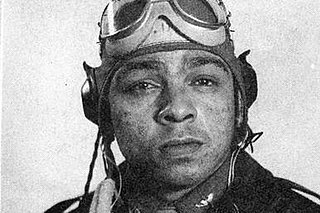 Walter Manning African-American pilot and veteran