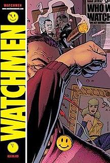 Production of <i>Watchmen</i>