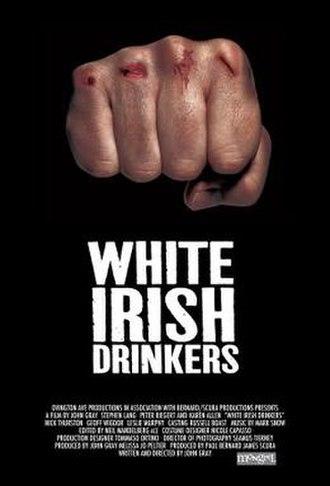 White Irish Drinkers - Film poster