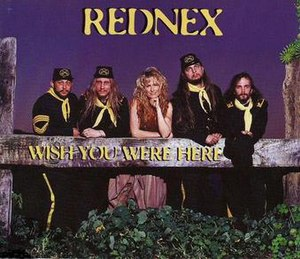Wish You Were Here (Rednex song)