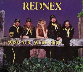 Rednex — Wish You Were Here (studio acapella)