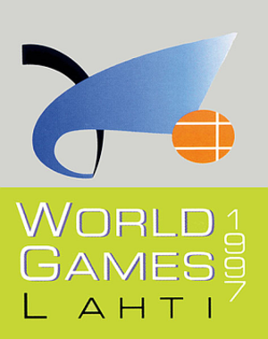 1997 World Games - Image: World Games 1997 logo