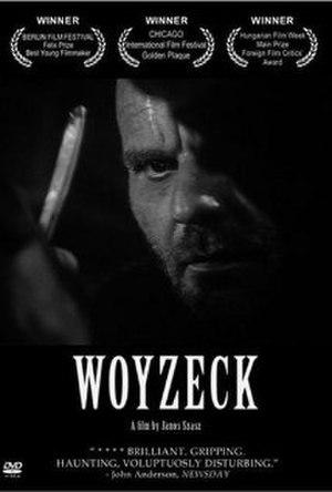 Woyzeck (1994 film) - Film poster