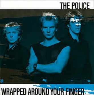 Wrapped Around Your Finger - Image: Wrapped Around Your Finger UK