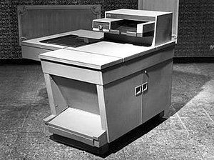 Xerox 914 photo copier.