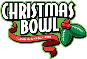 Los Angeles Christmas Festival - Proposed Christmas Bowl logo