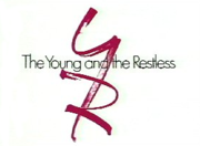 The Young and the Restless logo, seen from September 10, 1984 to October 29, 1999.