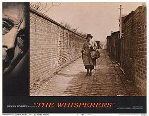 "The Whisperers - Image: ""The Whisperers"" (1967)"